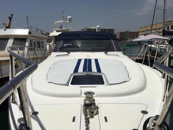1#4384 Imbarcazione a motore Sagemar Sagene 40 Open