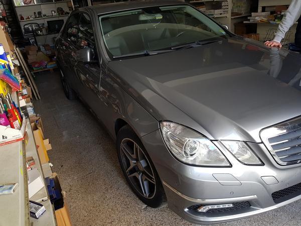 Immagine n. 12 - 11#4385 Autovettura Mercedes E 200
