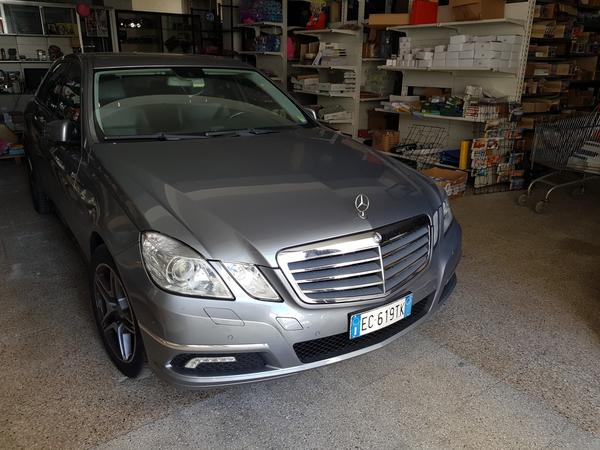 Immagine n. 13 - 11#4385 Autovettura Mercedes E 200