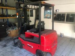 Balkancar Record electric forklift - Lot 2 (Auction 4387)