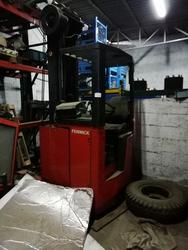 Fenwick electric forklift - Lot 6 (Auction 4387)