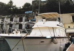 AMF Hatteras Fisherman 52 Flybridge Motor Boat - Lot  (Auction 4389)