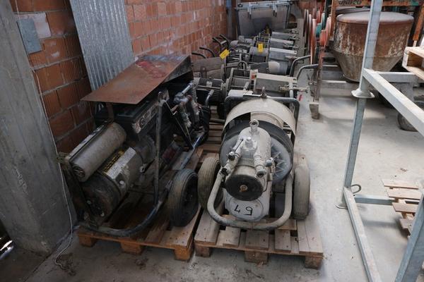 10001#4390 Compressori elettrici