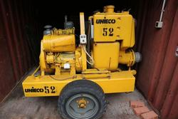 Pump with petrol engine - Lot 10052 (Auction 4390)