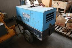 GenSet generator - Lot 10091 (Auction 4390)