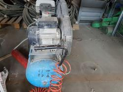 Electric compressor - Lot 10187 (Auction 4390)
