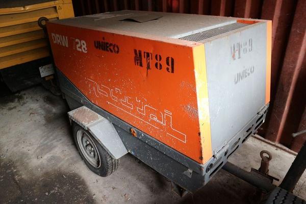 10189#4390 Motocompressore Mattei
