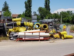 Funnels for scrap unloading - Lote 10225 (Subasta 4390)