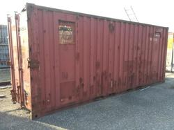 Container - Lot 142 (Auction 4390)