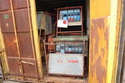Containers and electrical panels - Lot 20090 (Auction 4390)