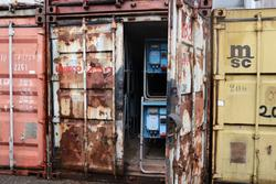 Containers and electrical panels - Lot 20132 (Auction 4390)