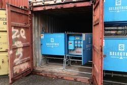 Container e quadri distribuzione - Lotto 20154 (Asta 4390)