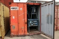 Containers and electrical panels - Lot 20185 (Auction 4390)