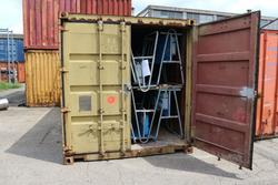 Containers and electrical panels - Lot 20208 (Auction 4390)