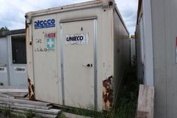Algeco monobloc - Lot 342 (Auction 4390)