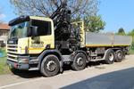Autocarro Scania - Lotto 4040 (Asta 4392)