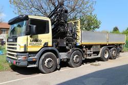 Autocarro Scania Scania