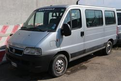 Fiat Ducato Panorama vehicle - Lot 1060 (Auction 4393)
