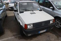 Fiat Panda City Van  truck - Lot 1101 (Auction 4393)