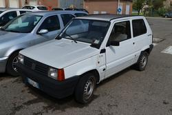 Fiat Panda City Van truck - Lot 1130 (Auction 4393)