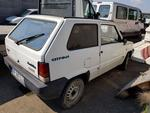 Fiat Panda City Van truck - Lot 1141 (Auction 4393)