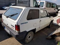Fiat Panda City Van truck - Lot 1141 (Auction 4393)