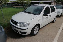 Fiat Punto Van truck - Lot 1181 (Auction 4393)