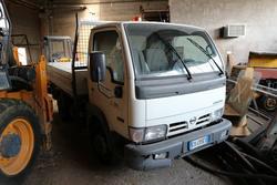 Nissan truck - Lot 1184 (Auction 4393)