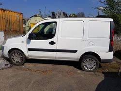 Fiat Dobl   truck - Lot 1185 (Auction 4393)