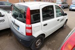 Fiat Panda Van - Lot 1197 (Auction 4393)