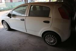 Fiat Grande Punto Van - Lot 1206 (Auction 4393)
