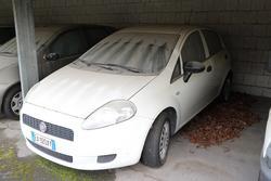 Fiat Grande PuntoVan - Lot 1215 (Auction 4393)