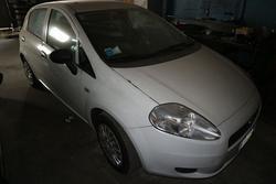 Fiat Grande Punto Van - Lot 1218 (Auction 4393)