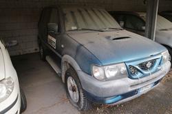 Nissan Terrano truck - Lot 1228 (Auction 4393)