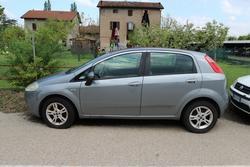 Fiat Grande Punto vehicle - Lot 2029 (Auction 4393)
