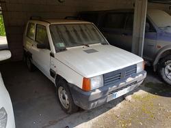 Fiat Panda 4X4 vehicle - Lot 2187 (Auction 4393)