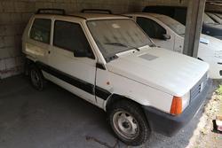Fiat Panda 4X4 vehicle - Lot 2190 (Auction 4393)