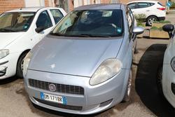 Fiat Grande Punto vehicle - Lot 2206 (Auction 4393)