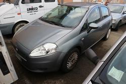 Fiat Grande Punto vehicle - Lot 2207 (Auction 4393)