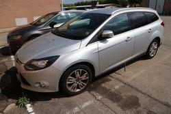 Ford Focus Titanium vehicle - Lot 2217 (Auction 4393)