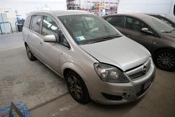 Autovettura Opel Zafira One - Lotto 2221 (Asta 4393)