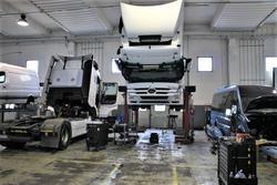Cessione di azienda dedita al commercio e riparazione di autoveicoli - Subasta 4405