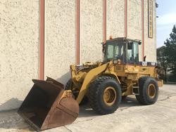 Caterpillar 928 F wheel loader - Lote 2 (Subasta 4406)