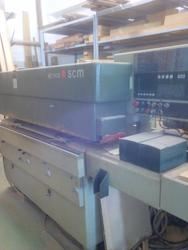 Primultini log saw and SCM Method k machine - Lot  (Auction 4408)