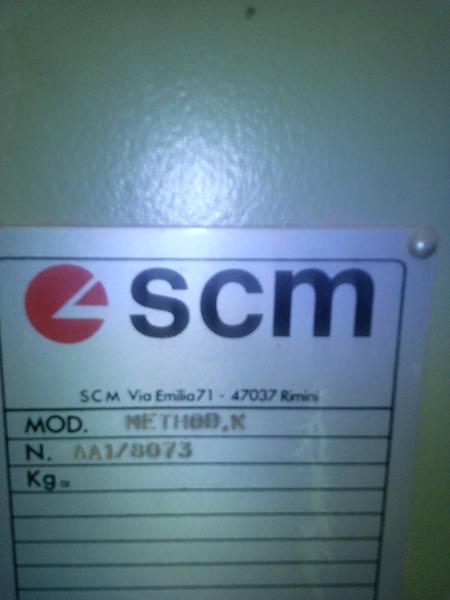 Immagine n. 7 - 2#4408 Macchina SCM Method K