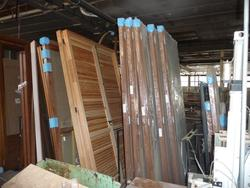 Windows and shutters - Lot 1 (Auction 4410)