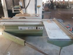 Magic Sp circular saw and galvanized sheet rools - Lot 23 (Auction 4410)