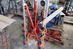 Demag jib crane - Lot 32 (Auction 4410)