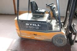 Still forklift - Lot 36 (Auction 4410)