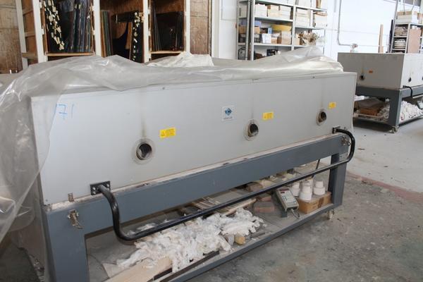59#4410 Forni per lavorazione vetro Vega Line e Laser